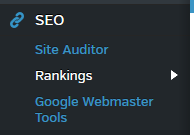 raven tools site auditor and ranking